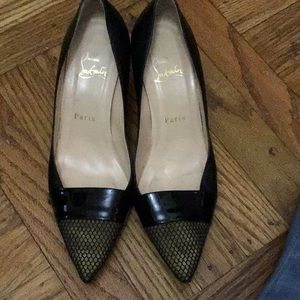 Authentic Christian Louboutin Heels.